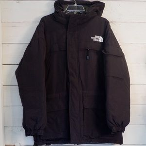 The North Face Men Goose Down Filled Winter Jacket